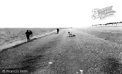 Heacham, North Beach c.1965