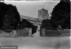 Heacham, The Church 1908