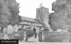 Heacham, The Church Of St Mary The Virgin 1965