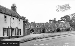 Heacham, The Green c.1965