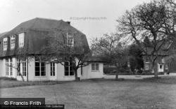 Heacham, The High House c.1955