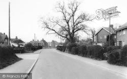 Forge Lane c.1960, Headcorn