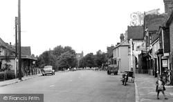 High Street c.1955, Headcorn