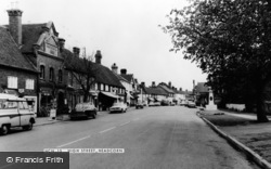 High Street c.1960, Headcorn