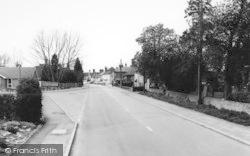 High Street c.1965, Headcorn