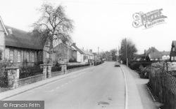 Kings Road c.1960, Headcorn