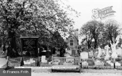 Parish Church Of St Peter And St Paul c.1960, Headcorn