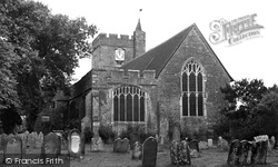The Church Of St Peter And St Paul c.1955, Headcorn