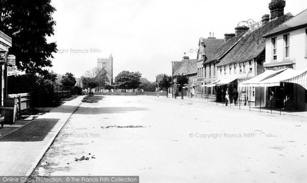 Photo of Headcorn, the Village 1903
