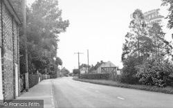 Wheelers Street c.1955, Headcorn