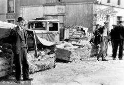Headford, Market Day c.1955