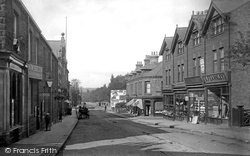 Headingley, Otley Road 1894