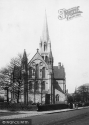 Headingley, St Michael's Church 1891