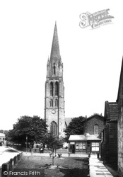 Headingley, St Michael's Church 1897