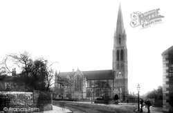 Headingley, St Michael's Church, North Side 1891