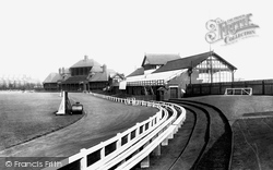 Headingley, The Cricket Ground Pavilion 1897