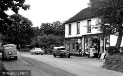Headley, Post Office c.1955