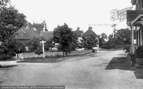 Photo of Headley, The Village 1901