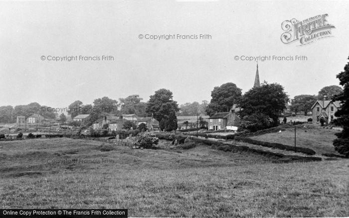 Photo of Healey, Village c.1955