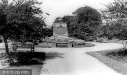 Memorial c.1960, Heanor
