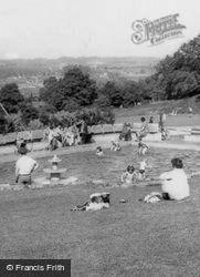 Paddling Pool c.1960, Heanor