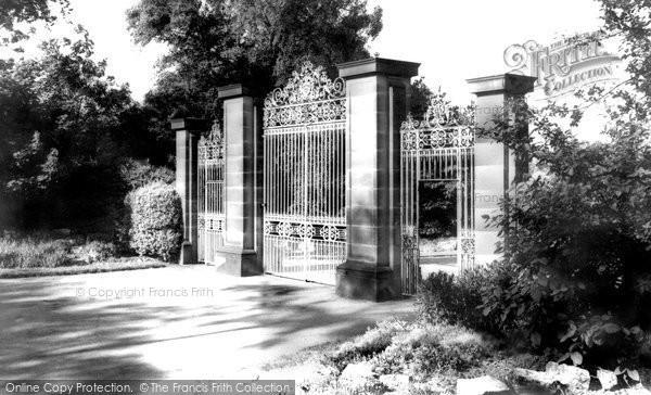 Heanor, Park Gates c1960