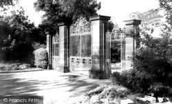Park Gates c.1960, Heanor