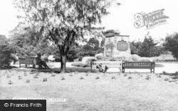 Park Memorial c.1960, Heanor