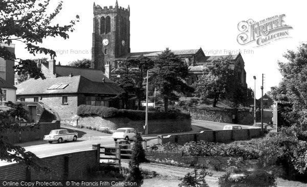 Heanor, the Church c1960