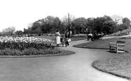 Heanor, the Park 1960