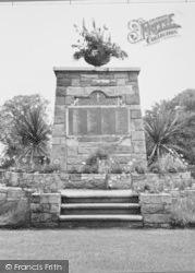 War Memorial c.1960, Heanor