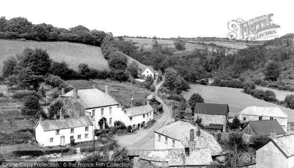 Heasley Mill, c1955