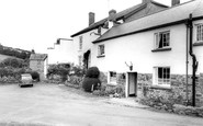 Heasley Mill, Heasley House c1960
