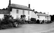 Heasley Mill, Heasley House c1955