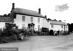Heasley House c.1960, Heasley Mill
