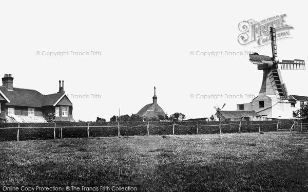 Heathfield, Lower and Pipers Saw Mills, PunnettsTown c1920