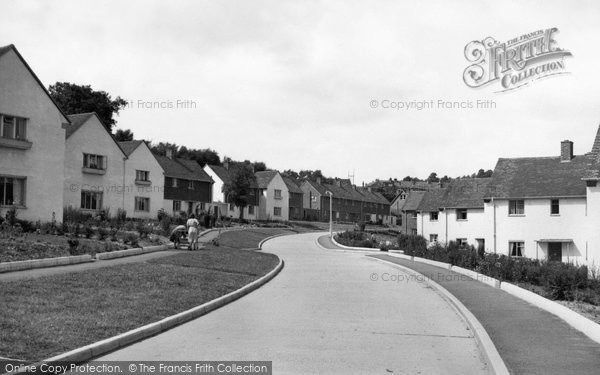 Heathfield, Waldron Thorns c1955