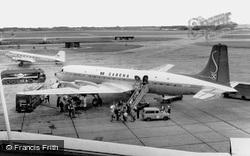 Heathrow, On The Apron c.1960, Heathrow Airport London