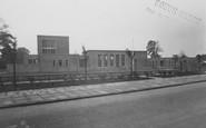 Heaton Mersey, Didsbury Road School c1955