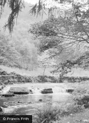 Hebden Bridge, Hardcastle Crags c.1955