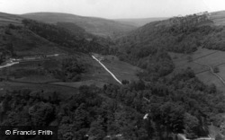Hebden Bridge, Hardcastle Valley c.1955