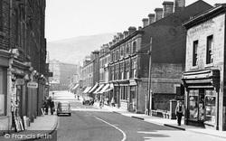 Hebden Bridge, Market Street c.1955