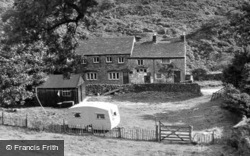 Jerry And Ben Guest House c.1960, Hebden