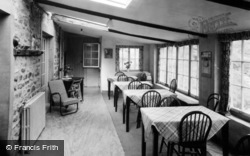 Jerry And Ben Guest House, Dining Room c.1960, Hebden