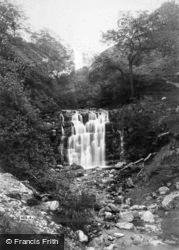 Scala Waterfall c.1950, Hebden