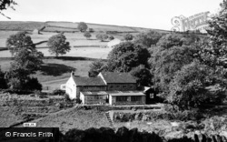 Scale Haw Cottage Guest House c.1960, Hebden