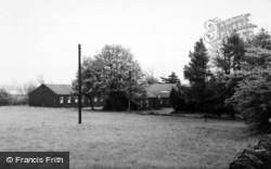 The C.H.A.Guest House c.1960, Hebden