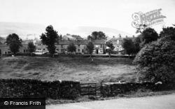 The Village c.1960, Hebden