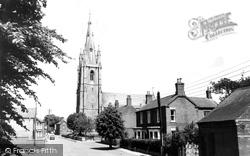Church Street c.1965, Heckington