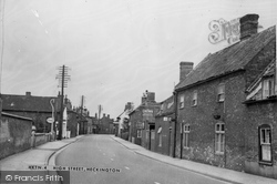 Heckington, High Street c.1955